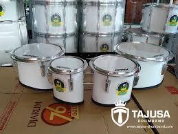 Ragam Instrumen dalam Drumband